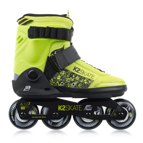 k2 IL Capo - softboot do freeskate